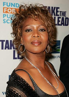 Alfre Woodard at the NY premiere of New Line Cinema's Take the Lead