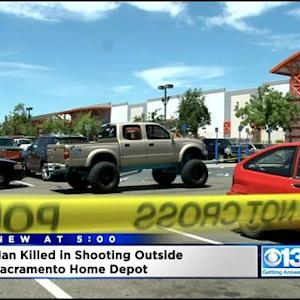 Man Dead After Shooting At Busy South Sacramento Parking Lot