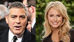 George Clooney Calls it Quits with Girlfriend Stacy Keibler -- Break-Up Clues She Overlooked