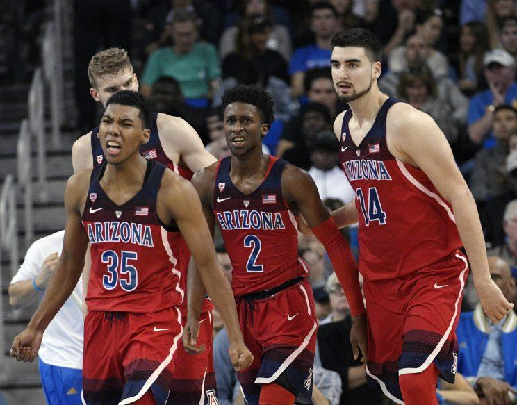 Arizona takes down UCLA in Allonzo Trier's debut, announces itself as Pac-12 favorite