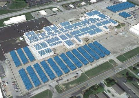 Lifeline Data Centers Announces Four Megawatt Solar Array at Indianapolis Colocation Campus