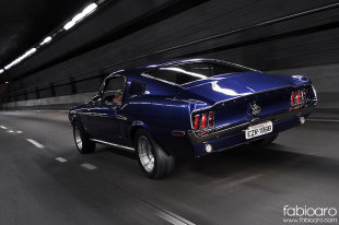 1968 Ford Mustang (photo: Fabio Aro | Flickr)