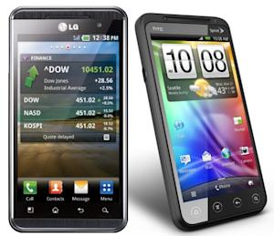 3D smartphone showdown: LG Optimus 3D vs. HTC EVO 3D