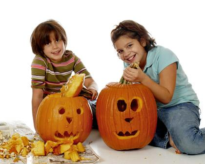 Carve pumpkins
