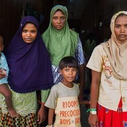 U.S. Official Calls For Citizenship For Rohingya Muslims In Myanmar