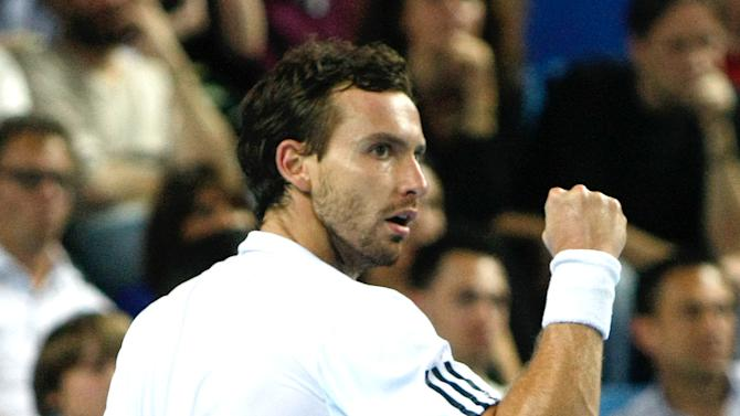 Gulbis keeps perfect record to win Open 13 title