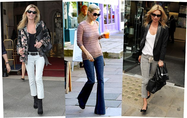 Kate Moss&amp;#39; Fashion Formula? Flares jeans blazer.jpg