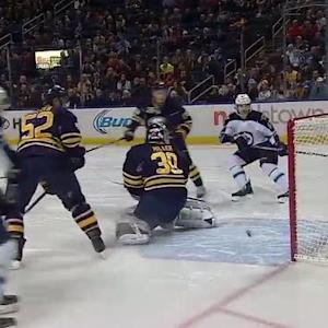 Mark Scheifele scores two gems in 40 seconds