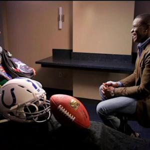 Indianapolis Colts wide receiver T.Y. Hilton: 'I've been the underdog my whole life'