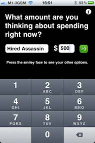 Hired Assassin input