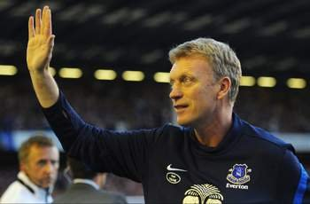 Moyes delighted with Everton's attacking threat after Swansea win