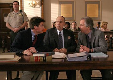 Jason Bateman, Jeffrey Tambor and Henry Winkler