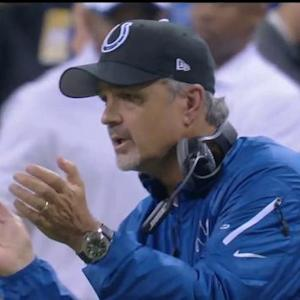 Make or break season for Indianapolis Colts head coach Chuck Pagano?
