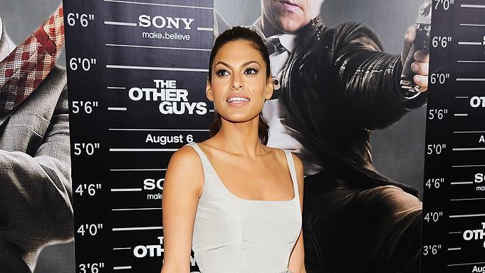 The Other Guys NYC Premiere 2010 Eva Mendes