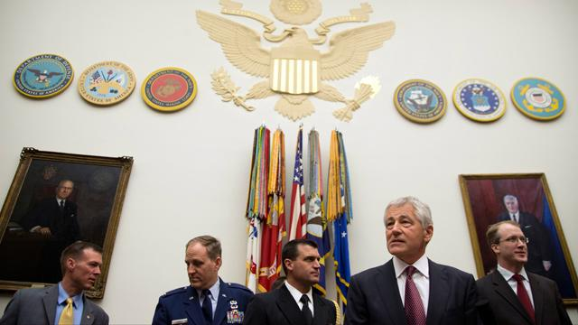 Hagel, Dempsey Warn of Involvement in Syria