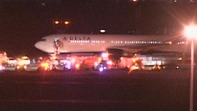 No Bomb Found on Delta Plane Returned to New York Over Suspicious Wires