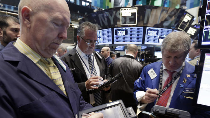 Stocks rally as tensions ease in Ukraine