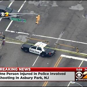Authorities Investigate Police-Involved Shooting In Asbury Park