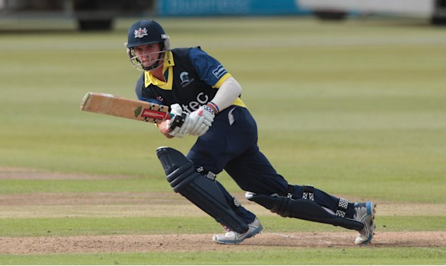 Dan Housego scored a century in a losing effort against South Africa