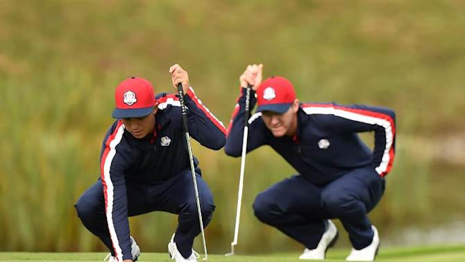 Ryder Cup twins