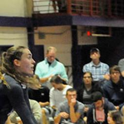 Patriot League 360: Volleyball (9.16.14)