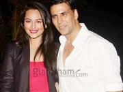 Sonakshi is favourite 'desi' girl of 'desi' boy Akki
