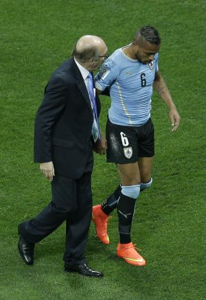 Union wants probe of player head blow at World Cup
