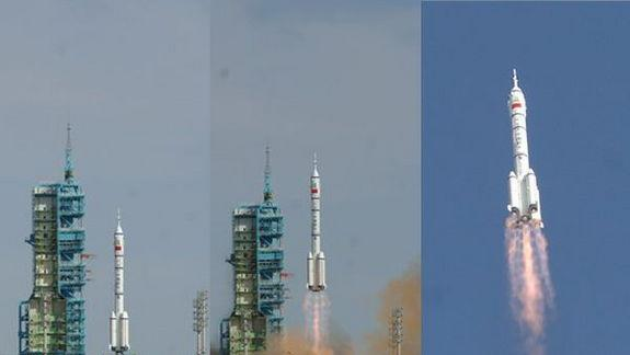 China's Space Docking Is Step Toward Ambitious Future in Space