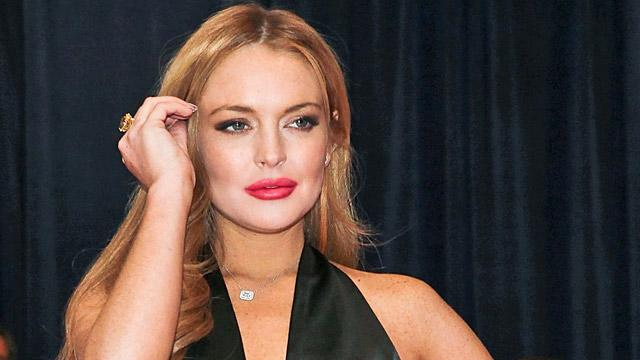 Lindsay Lohan 'Fine' After 911 Call