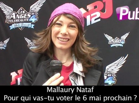 Exclu vido : Mallaury Nataf : &quot;Je veux la paix, je veux l&#39;unit sur mon territoire&quot;