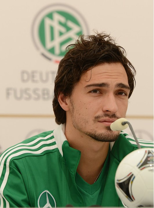 German Defender Mats Hummels&nbsp;&hellip;