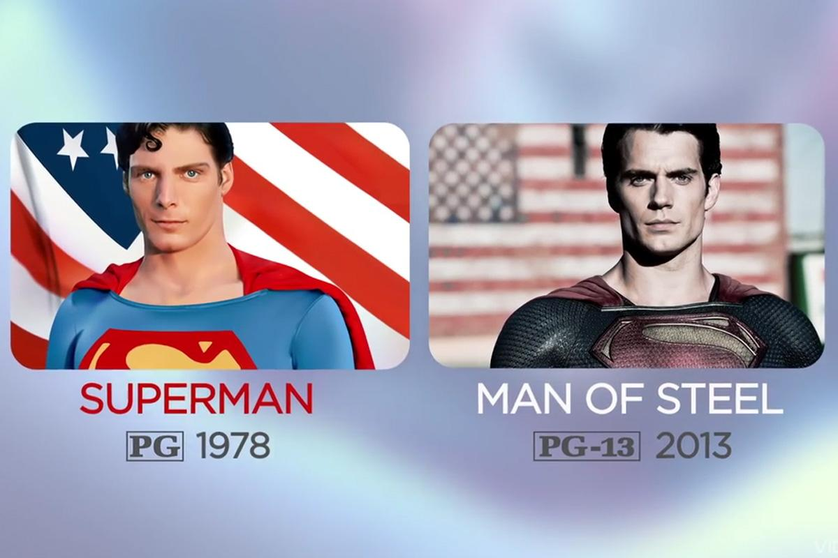 "One company dares to ask, ""What if 'Man of Steel' hadn't been gray and bleak?"""