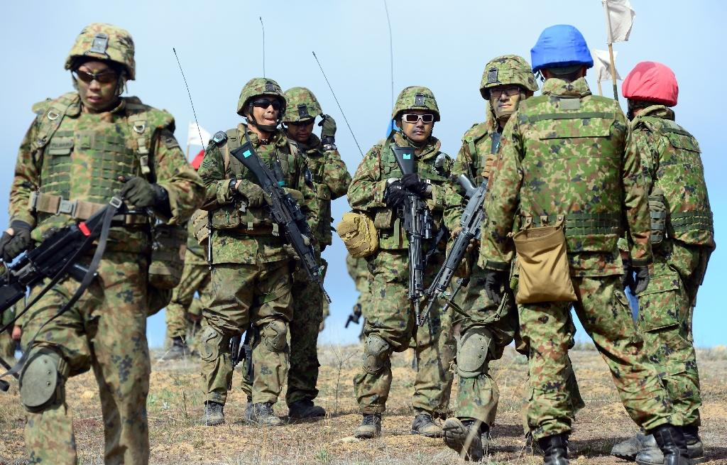 Japan to join major US-Australia military drill