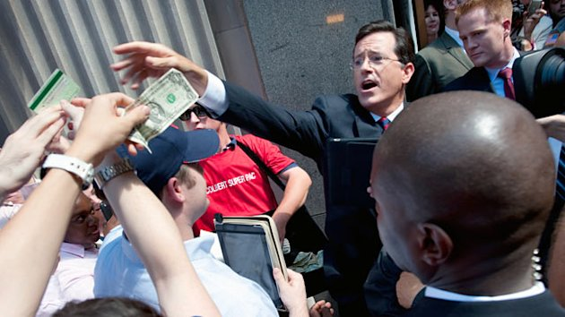 A Stephen Colbert Write-In Campaign in S.C.? Not So Fast. (ABC News)