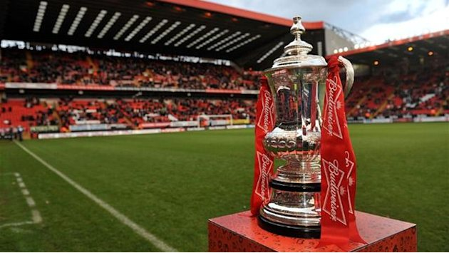 FA Cup - FA stand by cup final kick-off time