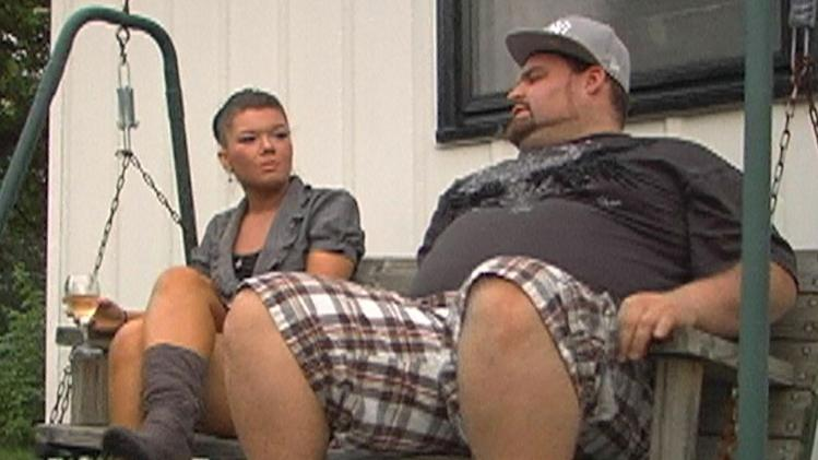 "Amber Portwood (""Teen Mom"" Season 4)"