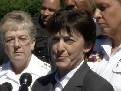 FBI: Navy Yard Shooter Had Shotgun, Handguns