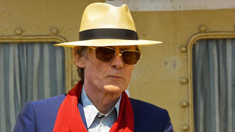 Pirate Radio Production Photos 2009 Focus Feature Bill Nighy