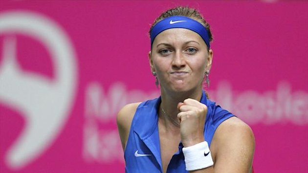 Czech Republic&#39;s Petra Kvitova (Reuters)