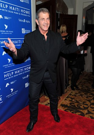 Mel Gibson / Getty Images
