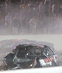 Edwards' rough play puts NASCAR in bind