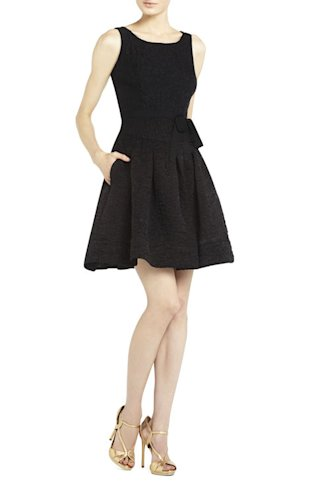 Delphine Cutout Back Dress