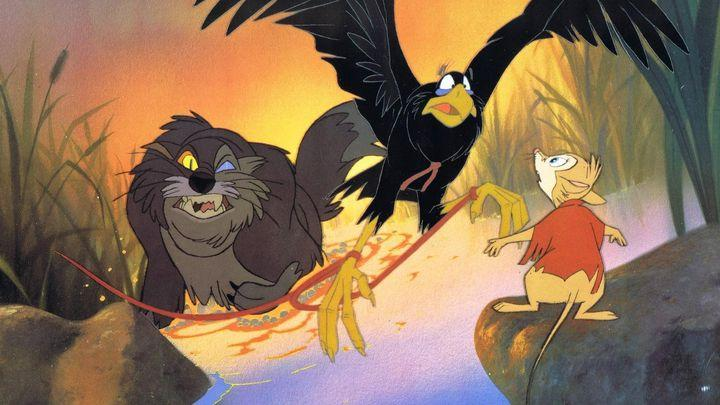 Rats of NIMH is being turned into a live-action/CGI film
