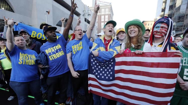 Boston Marathon organizers confident of safe race