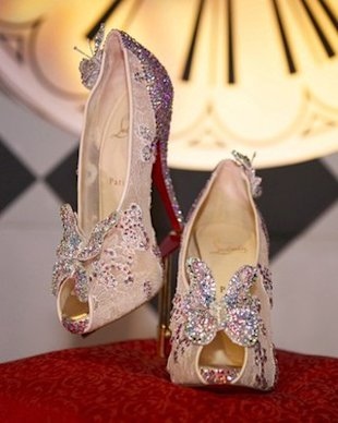 Christian Louboutin &amp; Cinderella