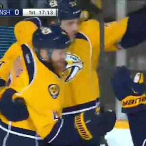 Chicago Blackhawks at Nashville Predators - 04/17/2015