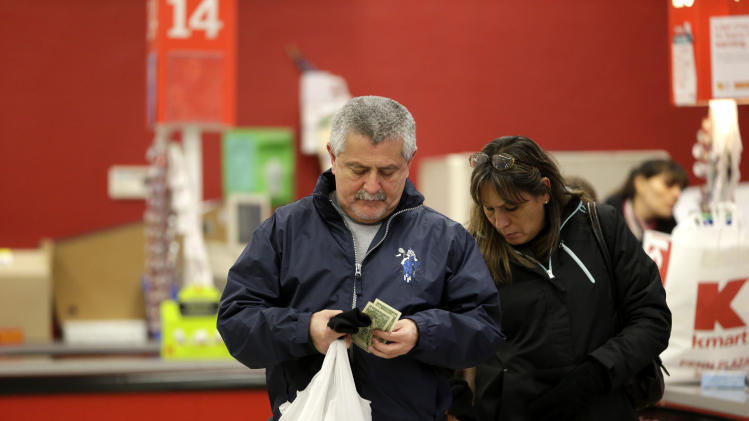 US consumer spending up 0.3 percent in October