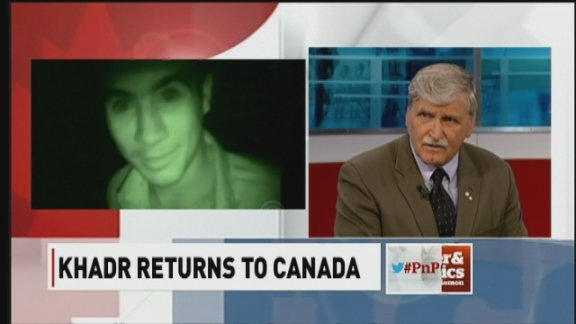 Omar Khadr's return to Canada