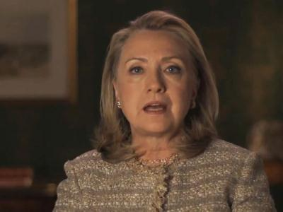 Hillary Clinton Announces Gay Marriage Support