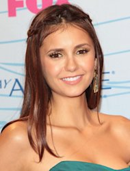 Nina Dobrev conquered fears to swim with sharks